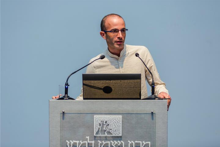 Prof. Yuval Noah Harari