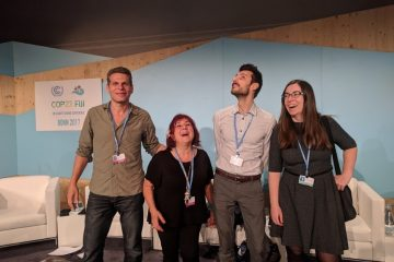 The IFSN attends COP 23